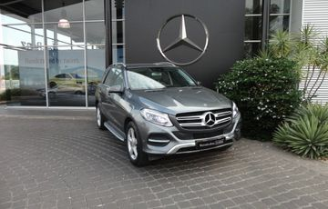 GLE 400 A/T 4Matic