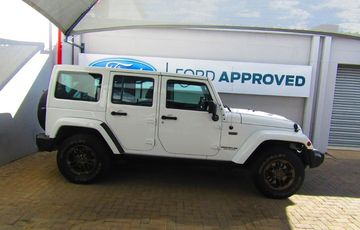 Jeep Wrangler LTD Sahara 3.6