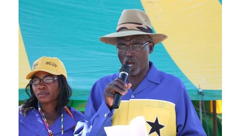 Nambinga wins RDP battle