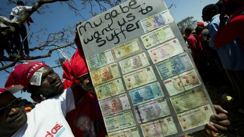 Zim rolls out  bond notes
