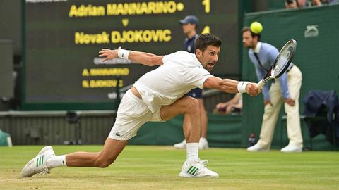 Djokovic determined to learn from injury